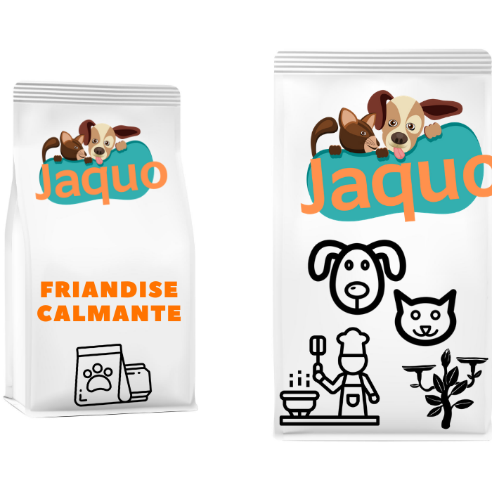 Friandises apaisante pour chien et chat