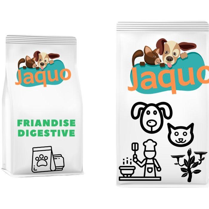 Friandises digestives pour chien et chat pour un bon transit intestinal