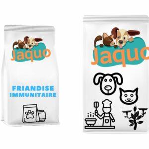 Friandises immunitaire pour chien et chat pour le système immunitaire