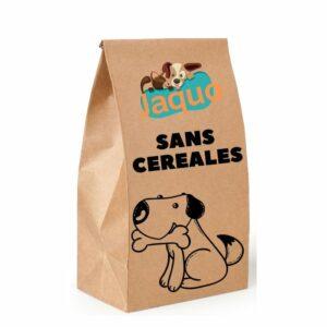 croquette chien sans céréales au canard