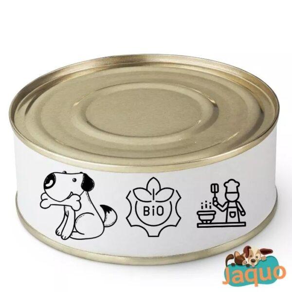 Terrine chien bœuf aux légumes 100% BIO - Made in France