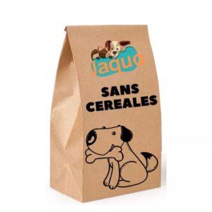 Croquettes au porc sans céréales pour chien toutes races