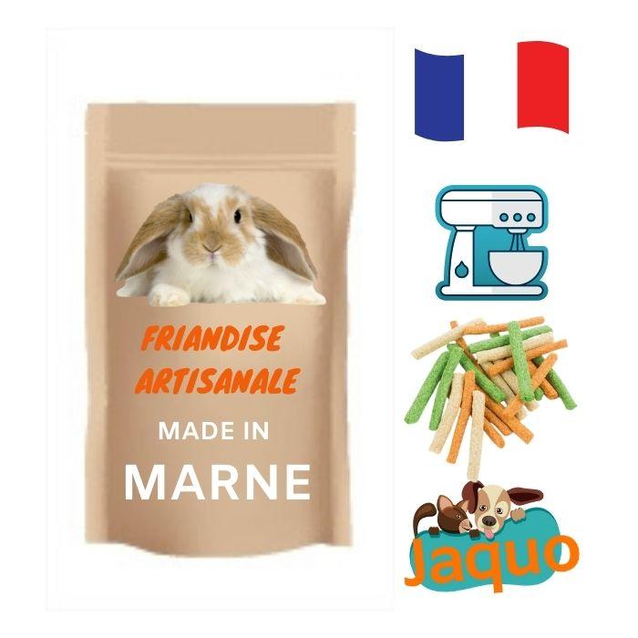 friandise naturelle pour lapins et rongeurs